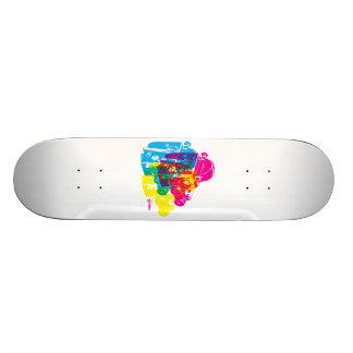 Old Movie Skateboard