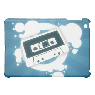 Old Music Cassette Case Cover For The iPad Mini