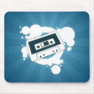 Old Music Cassette Mousepad