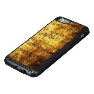 Old Music Sheet OtterBox iPhone 6 Case