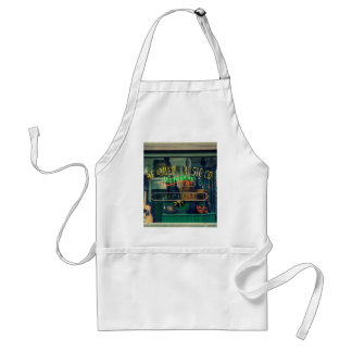 Old Music Store Adult Apron