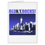 Old N.Y. Rocks! Cards