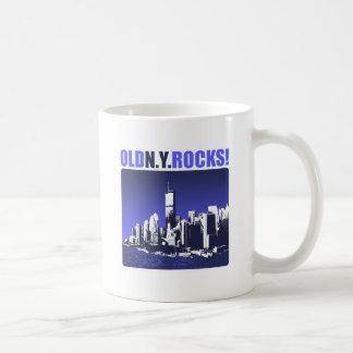 Old N.Y. Rocks! Mugs