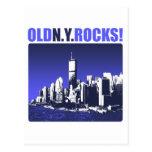 Old N.Y. Rocks! Postcards