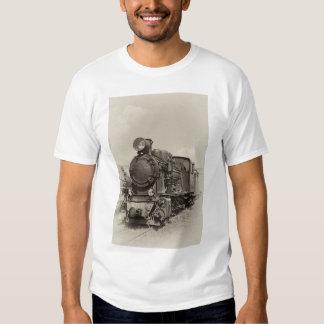 Old narrow-gauge steam engine Gr-269 Shirt