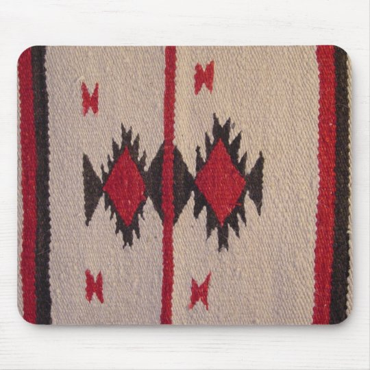 Old Navajo Rug Mousepad