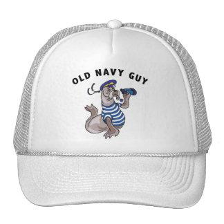 Old Navy Guy T-Shirt Trucker Hat