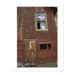 old neosho mine building B Post Card