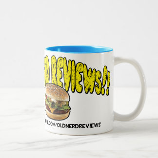 Old Nerd Reviews Coffee Mug