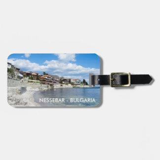 Old Nessebar. Bulgaria Bag Tag