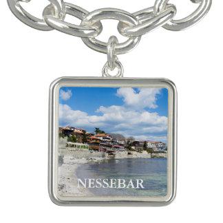 Old Nessebar. Bulgaria Charm Bracelet