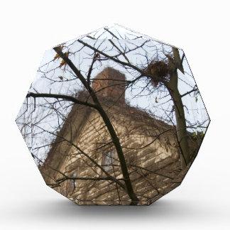 Old & New, Birds Nest & Farmhouse Acrylic Award