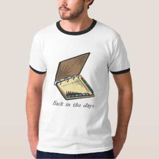 Old/ New School Diary T-Shirt