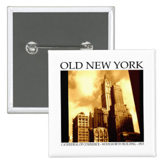 Old New York Buttons