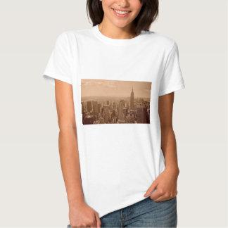 Old New York City Photograph T-Shirt