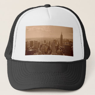 Old New York City Photograph Trucker Hat