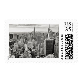 Old New York City Postage Stamps