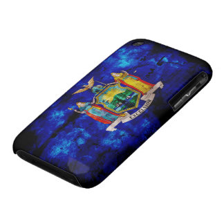 Old New York Flag; iPhone 3 Covers