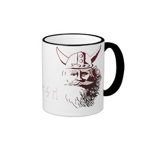 Old Norse Mug