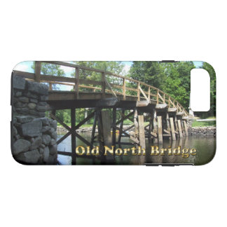 Old North Bridge - Revolutionary War Concord MA iPhone 8 Plus/7 Plus Case