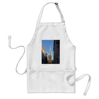 Old North Church Adult Apron