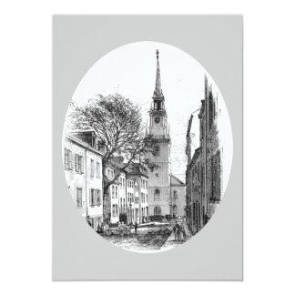Old North Church Invitation
