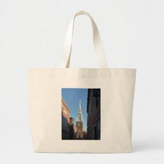 Old North Church Jumbo Tote Bag