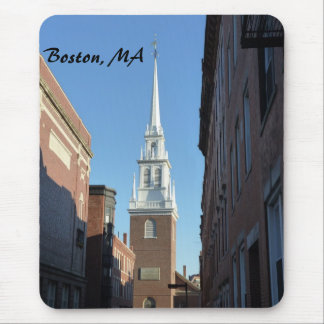 Old North Church Mouse Pad