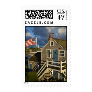 Old North Wharf Postage Stamps