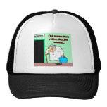 old nurses trucker hats