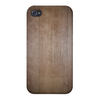 Old oak case for iPhone 4