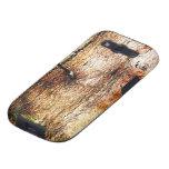 Old Oak Tree Bark Galaxy S3 Case
