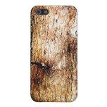 Old Oak Tree Bark iPhone 5 Case