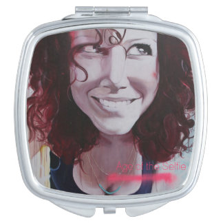 Old off the Selfie Celine Compact Mirror