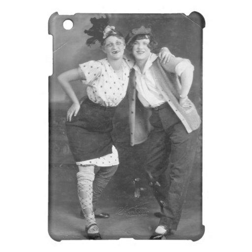Old Ohio Vaudeville Photo iPad mini case