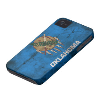 Old Oklahoma Flag; iPhone 4 Covers
