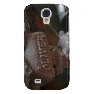 Old Oliver Tractor Part iPhone Case