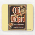 Old Orchard 1900 - Mousepad
