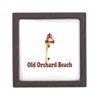 Old Orchard Beach. Jewelry Box