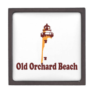Old Orchard Beach. Keepsake Box