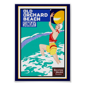 Old Orchard Beach Main Poster
