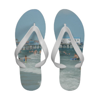 Old Orchard Beach Pier Sandals