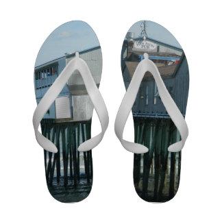 Old Orchard Beach Pier Flip-Flops