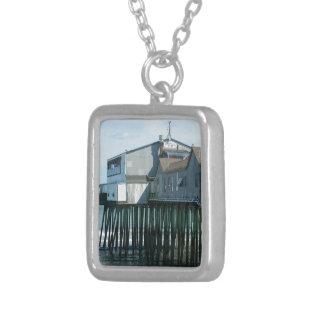 Old Orchard Beach Pier Custom Jewelry