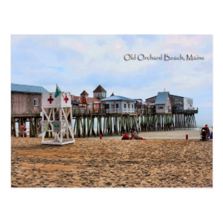 Old Orchard Beach Post Cards
