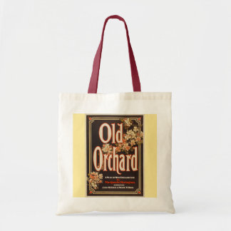 Old Orchard Budget Tote Canvas Bags