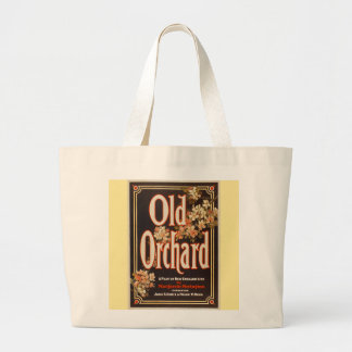 Old Orchard Jumbo Tote Bags