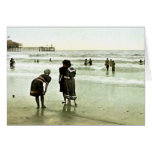 Old Orchard, Maine Greeting Card