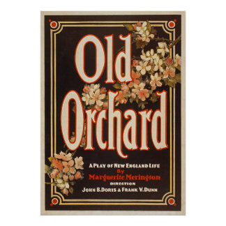 Old Orchard - Theater Poster