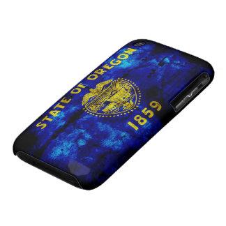 Old Oregon Flag; iPhone 3 Case-Mate Cases